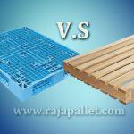 Panduan Bijaksana Memilih Pallet Plastik VS Pallet Kayu