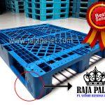 Pallet Plastik Medium Duty Murah 120 x 100x 16 cm