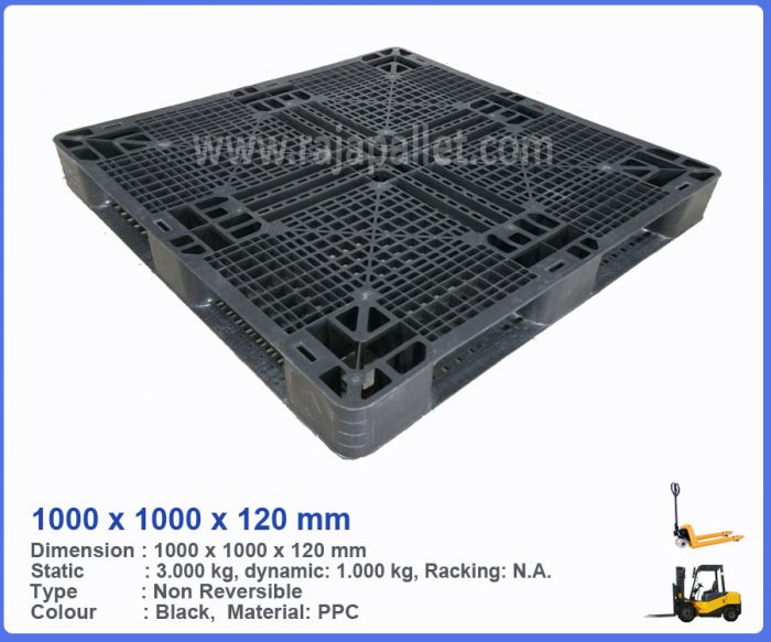pallet plastik bekas one way series