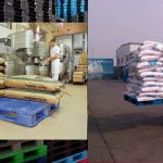 Pallet Plastik Tatakan Aman untuk Makanan