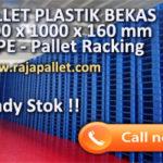 Cara Memilih, Menggunakan Pallet Plastik Cold Storage